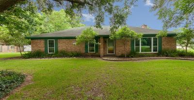 Alvin Single Family Home For Sale: 3037 County Road 536