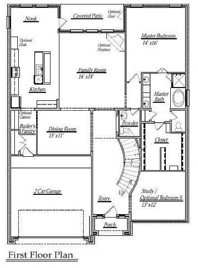 Fulshear Single Family Home For Sale: 5326 Lauren Manor Drive