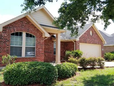 Pearland Single Family Home For Sale: 7606 Waterlilly Lane