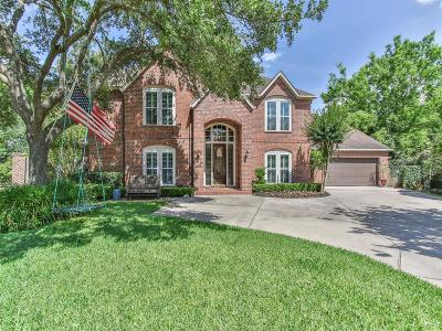Spring Valley Village Single Family Home For Sale: 8864 Cedarspur Drive
