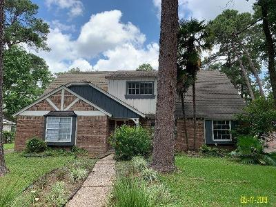 Houston Single Family Home For Sale: 5814 Boyce Springs Drive