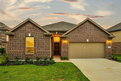 Katy Single Family Home For Sale: 5015 Laird Forest