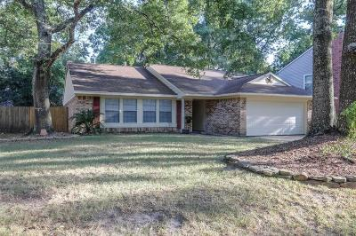 Kingwood Single Family Home For Sale: 3114 Silver Falls Drive