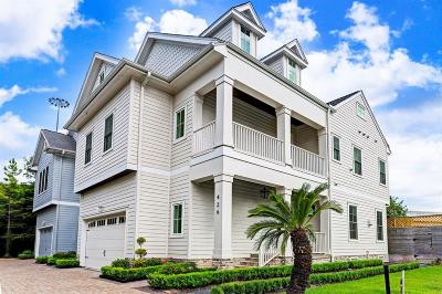Houston Single Family Home For Sale: 426 Marshall Street
