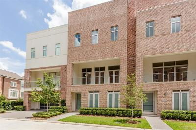 Sugar Land Condo/Townhouse For Sale: 1436 Lake Pointe Parkway