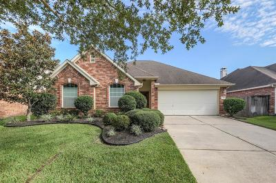 Humble Single Family Home For Sale: 7319 Hickory Canyon Court