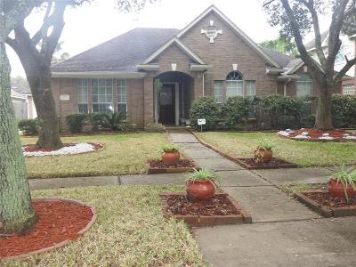Katy Single Family Home For Sale: 21719 Bevington Oaks Court