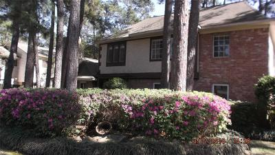 Memorial Northwest Single Family Home For Sale: 8211 Oak Moss