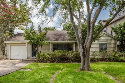 Bellaire Single Family Home For Sale: 4536 Park Court