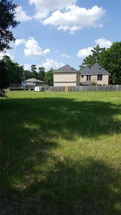 Tomball Residential Lots & Land For Sale: 22810 August Leaf Drive