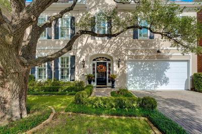 Houston Single Family Home For Sale: 5732 Longmont Lane