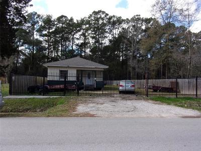 Humble Single Family Home For Sale: 16111 Green Manor Drive