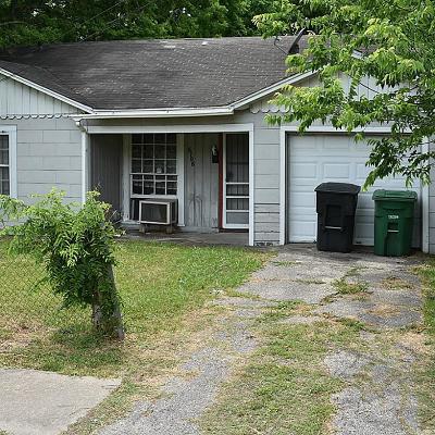 Galveston County, Harris County Single Family Home For Sale: 6706 Conley Street