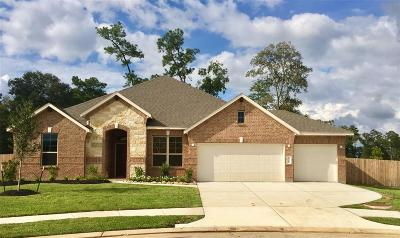 Conroe TX Single Family Home For Sale: $348,790