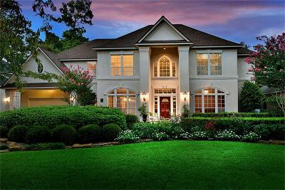 The Woodlands Single Family Home For Sale: 55 S Taylor Point Drive