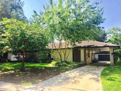 Houston Single Family Home For Sale: 3623 Durness Way