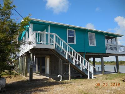 Matagorda Single Family Home For Sale: 70 Fm 2031