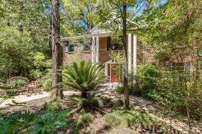 The Woodlands Single Family Home For Sale: 4 Lullwater