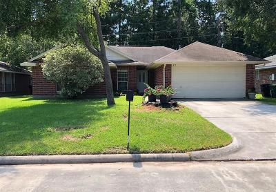 Kingwood TX Single Family Home For Sale: $182,000