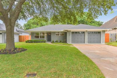 Houston Single Family Home For Sale: 1802 Haverhill Drive