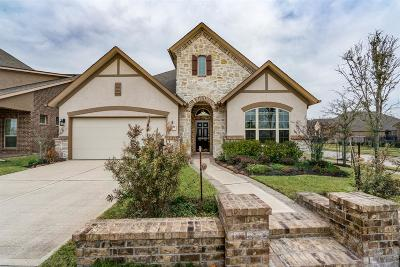 Cypress Single Family Home For Sale: 16722 Sycamore Bend Drive