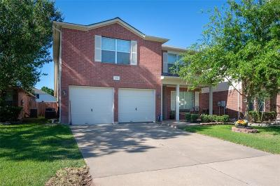 Tomball Single Family Home For Sale: 11914 Ezekiel Drive