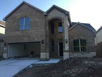 Tomball Single Family Home For Sale: 22607 Kenswick Bluff