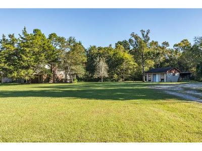 Conroe Single Family Home For Sale: 134 Steve Owens Road