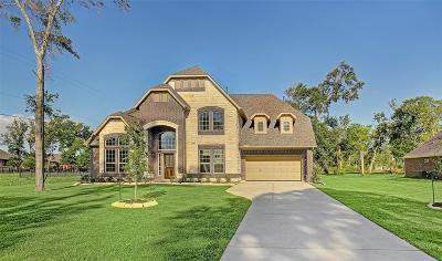 Baytown Single Family Home For Sale: 14803 Thunder Bay