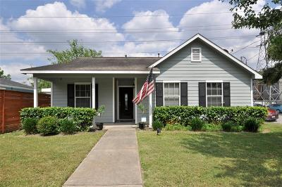 Houston Single Family Home For Sale: 5202 Hardy Street