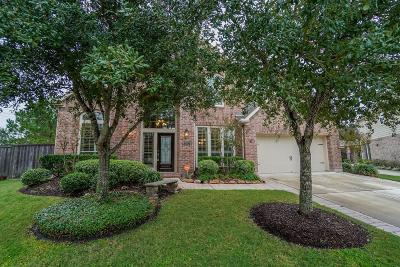 Katy Single Family Home For Sale: 10142 Shortleaf Ridge Drive