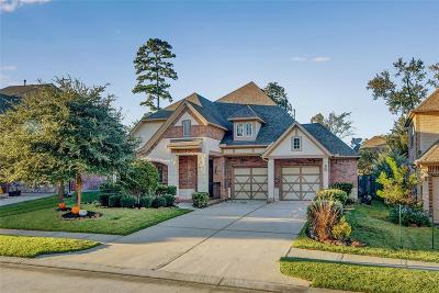 Conroe Single Family Home For Sale: 475 Hendricks Forest Lane