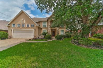 Tomball Single Family Home For Sale: 11930 Lakewood Trail