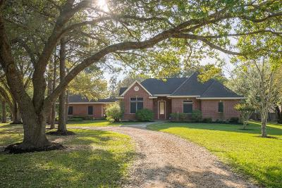 Pearland Single Family Home For Sale: 2108 Hillhouse Road