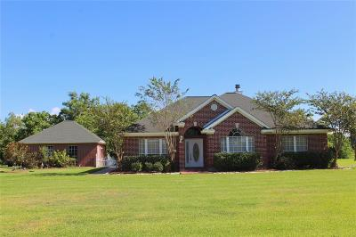Baytown Single Family Home For Sale: 4615 Kendall Road