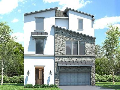 Houston Single Family Home For Sale: 2611 Fountain Key Boulevard