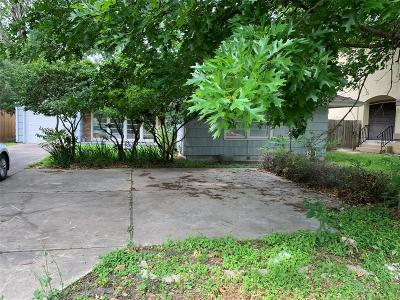 Bellaire Single Family Home For Sale: 4626 Evergreen Street