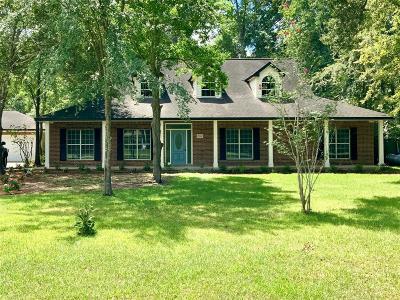 Magnolia Single Family Home For Sale: 27118 Broadford