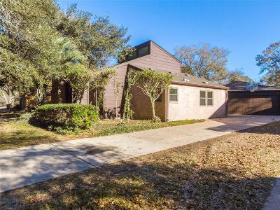 Houston Single Family Home For Sale: 4638 Turf Valley Drive