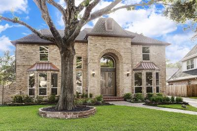Houston Single Family Home For Sale: 610 Sea Smoke Lane