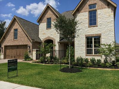 Conroe Single Family Home For Sale: 58 Oak Estates