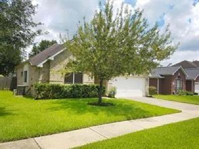 Katy TX Single Family Home For Sale: $165,000