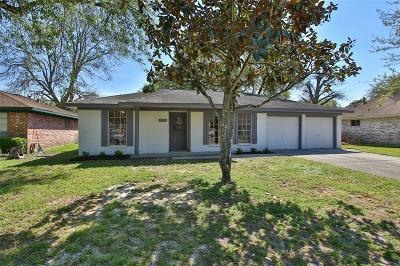 Pearland Single Family Home For Sale: 5308 Rockland Drive