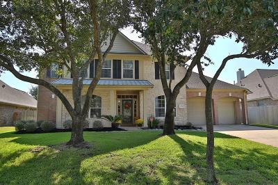 Single Family Home For Sale: 17310 Sunset Arbor Drive