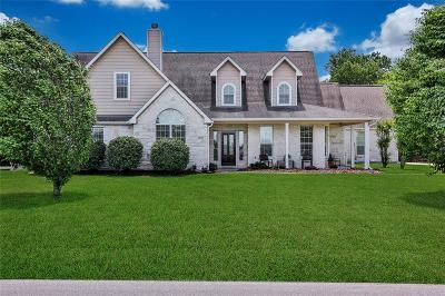 Montgomery Single Family Home For Sale: 22049 Stone Creek Lane