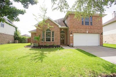 Dickinson Single Family Home For Sale: 315 Diamond Bay Drive