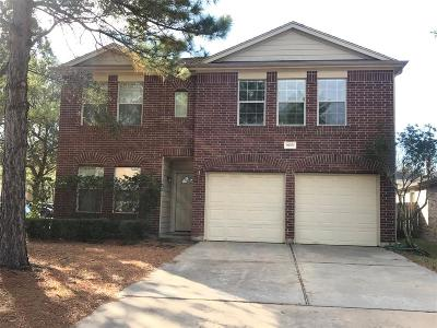 Single Family Home For Sale: 16511 Bristle Creek Drive