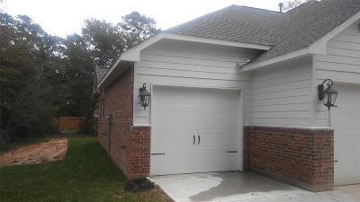 Magnolia Single Family Home For Sale: 30314 Johlke Road