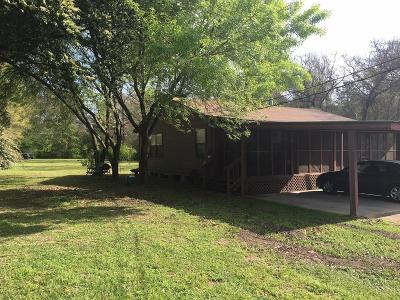 Willis Single Family Home For Sale: 12636 Fm 2432 Road