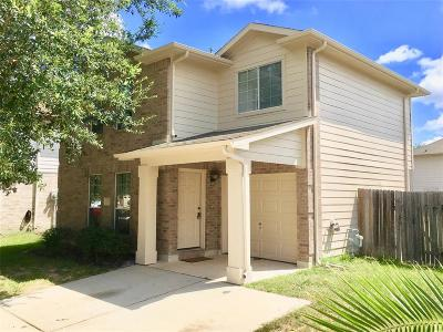 Tomball Single Family Home For Sale: 19714 Shores Edge Drive
